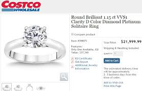 how much are engagement rings costco engagement rings review are they really cheaper