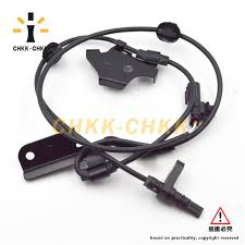 toyota corolla abs light on aliexpress com buy right front abs sensor 89543 02080 for toyota