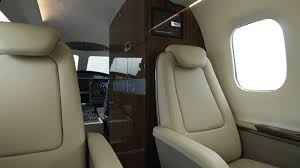 grob spn light business jetcabin interior studio f a porsche
