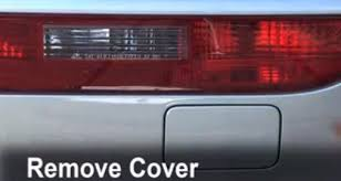 fix tail light cost audi q5 how to replace tail light bulb audiworld