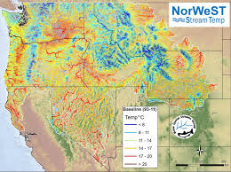United States Climate Map by Mountain Streams Offer Climate Refuge Future Holds Hope For