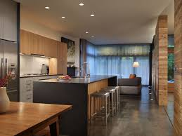 American Kitchen Ideas by Modern Kitchen With Kitchen Island By Mohler Ghillino Architects