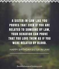 Sister Birthday Meme - happy birthday sister in law 30 unique and special birthday messages