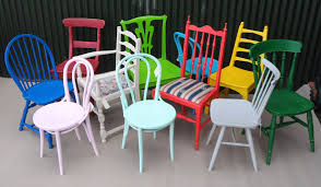 chair design painted chairs art