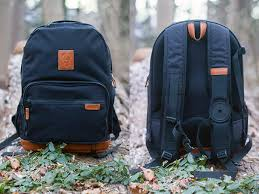 New Hampshire best traveling backpack images Brevit is a simple new camera backpack that draws admiration but jpg