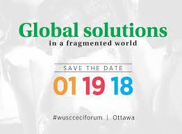 save the date international forum 2018