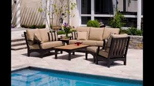 Patio Furniture Made From Recycled Plastic Milk Jugs Introduction To Breezesta Polywood Patio Furniture Youtube