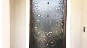 iron doors screens efren iron works