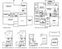 caldwell floor plan salisbury homes