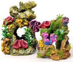 classic coral biorb reef ornaments aquarium decoration colourful
