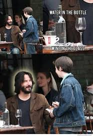 Keanu Reeves Meme Picture - proof keanu reeves is jesus weknowmemes