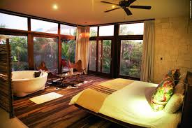 bedroom awesome tropical bedroom design ideas with ceiling fa
