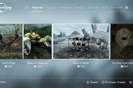 Fallout Clothes For Sale Bethesda U0027s New Dlc Marketplace Won U0027t Sell Existing Skyrim And