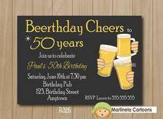 50th birthday invitations for him kawaiitheo com