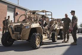tactical truck marine corps to test new utility tactical vehicle during rimpac