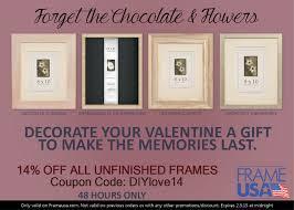 valentine u0027s day gift ideas from frame usa