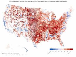 Map Of Election Results by Here U0027s What Trump U0027s Favorite 2016 Election Map Looks Like Without