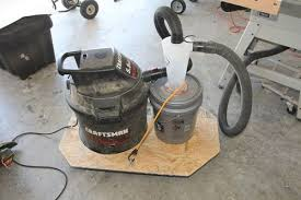 table saw vacuum dust collector dust collector vs shop vac by brandonr lumberjocks com