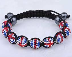 shamballa bracelet price images New arrival jamaican flag shamballa bracelet pave crystal clay jpg