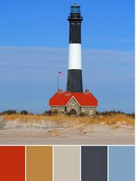 18 color palettes inspired by national parks fire island hgtv