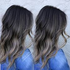Black To Brown Ombre Hair Extensions by Ash Neutral Dark Brown Balayage Ombre Balayage Pinterest