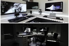 bureau informatique gamer tout le épinglé par pour gamer sur setup gamer bureau pc