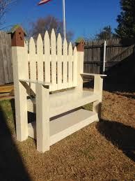 Landscape Timber Bench Diy Outdoor Wooden Bench Wilker Do U0027s