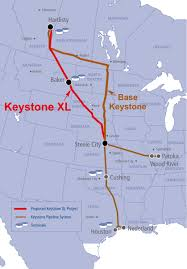 Keystone Colorado Map by Keystone Pipeline Is A Risky Bet On Higher Oil Prices