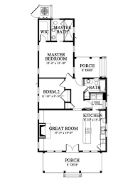 First Floor Master House Plans Saluda River Club Cottage D House Plan 15116d Design From