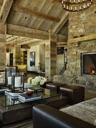 Mountain Home Interiors by High Alpine Mountain Ranch Woodz