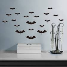 online get cheap customized wall sticker aliexpress com alibaba bat swarm blackboard background halloween children s room bedroom background wall stickers wholesale custom removable waterproof