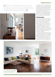 design build magazine uk hidden house featured in this month s build it magazine van ellen