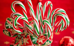 Candy Cane Lights Christmas Christmas Candy Wallpaper 1680x1050 Picture