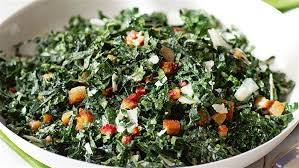 egg salad ina garten ina garten s kale salad with pancetta and pecorino today com