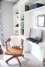 Billy Bookcase Hack Built In Ikea Built In Desk And Shelves Decorative Desk Decoration