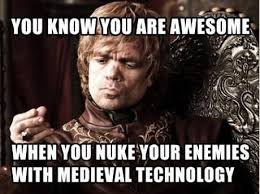 Meme Game - games of thrones meme my day