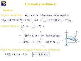 angular impulse equation jennarocca