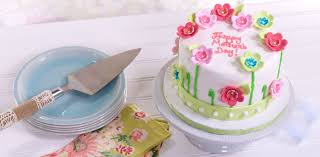 flower fondant cakes mother u0027s day cakes ideas with fondant 44858 how to make a
