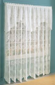 curtains wonderful vintage cafe curtains 45 best lace curtains images on pinterest homes flower patterns
