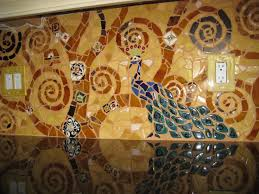 Stained Glass Backsplash by 104 Best Mosaic Backsplash Images On Pinterest Mosaic Backsplash