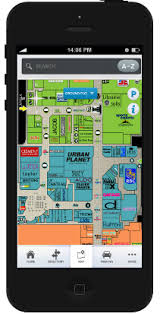 mall app ios indoor navigation app for shopping malls retail stores