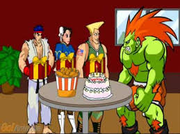 Street Fighter Meme - street fighter ii birthday blank template imgflip