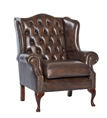 Leather Chesterfield Sofa by Queen Anne Leather Chesterfield Sofa Or Chair Leather Sofas And