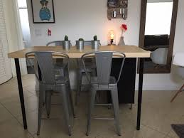 kitchen island as dining table kitchen island dining table ikea hackers