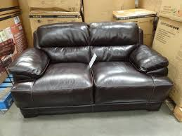 Costco Leather Sectional Sofa Furniture Comfy Costco For Mesmerizing Living Room