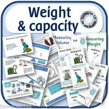 weight and capacity ks1 measures primary maths teaching display
