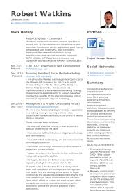 Sample Consulting Resume by Project Engineer Resume Samples Visualcv Resume Samples Database
