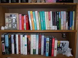books etc touring my bookshelves shelf 2