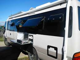 Aussie Traveller Awnings Chris Wright Motorhomes U0026 Solar Toyota 1