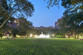 The Oval The Oval Fountain Stuyvesant Town In New York Ny Life In